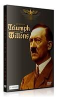 TRIUMPH DES WILLENS - LE TRIOMPHE DE LA VOLONTE - LENI RIEFENSTAHL - HITLER - WW2 DVD NEW ! - Documentaires