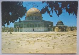 Jerusalem - Dome Of The Rock (Qubbat As-Sakhrah) - Temple Mount - Cupola Della Roccia - Amman, Jordan Print  Vg - Israele