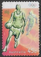 Australia SG2017 2000 Olympic Games, Sydney (2nd Issue) 45c Good/fine Used [39/31924/6D] - 2000-09 Elizabeth II