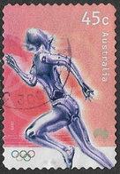 Australia SG2019 2000 Olympics (2nd) 45c Good/fine Used [3/3260/6D] - 2000-09 Elizabeth II