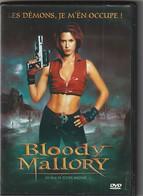 DVD  Bloody Mallory   Etat: TTB Port 110 Gr Ou 30 Gr - Sci-Fi, Fantasy