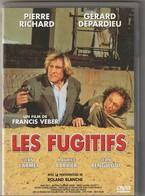 DVD  Les Fugitifs  Avec Pierre Richard Et Depardieu    Etat: TTB Port 110 Gr Ou 30 Gr - Comédie