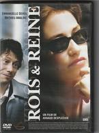 DVD  ROI ET REINE  Film De Arnaud Desplechin   Etat: TTB Port 110 Gr Ou 30 Gr - DVDs