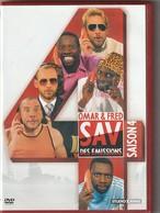 DVD  Ommar Et Fred Sav Des émissions  SAISON 4    Etat: TTB Port 110 Gr Ou 30 Gr - Comédie