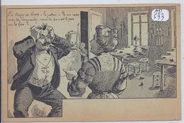 ILLUSTRATION- EN TEMPS DE GREVE- LES COMMANDES - Grèves