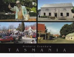 Historic Evandale Multiview, Northern Tasmania - Unused - Other