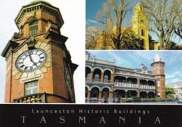Launceston Historic Buildings Multiview, Tasmania - Unused - Lauceston