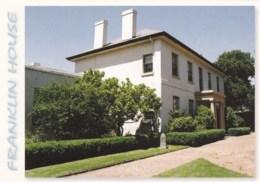 Franklin House, 1838, Launceston, Tasmania - Unused - Lauceston