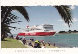Spirit Of Tasmania Ship, Devonport, Tasmania - Unused - Other