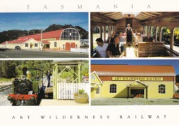 ABT Wilderness Railway Multiview, Tasmania - Unused - Wilderness