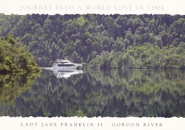 Lady Jane Franklin II, Gordon River, Tasmania - Unused - Wilderness