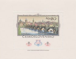 Czechoslovakia Scott 2196 1978 Praga International Stamp Expo, Souvenir Sheet, Mint Never Hinged - Czechoslovakia