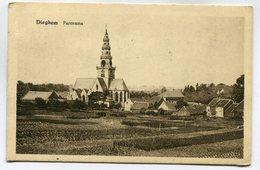CPA - Carte Postale - Belgique - Dieghem - Panorama - 1927 ( DD7224) - Diegem