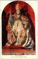3FD 37 CPA - S.S. PIE X (GIUSEPPE SARTO) ELU PAPE LE 4 AOUT 1903 - Popes