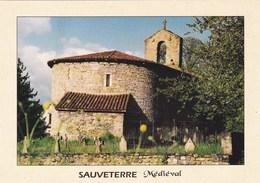 Sauveterre-de-Béarn - Sauveterre Médiéval - La Chapelle De Sunarthe - Sauveterre De Bearn