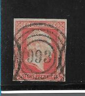 Preussen, Mi.Nr. 1, Stempel 993, Naugard (zentrisch) - Pruisen