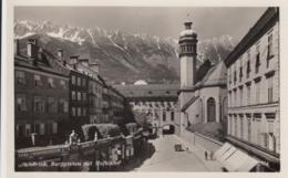 AK - Innsbruck - Burggraben Mit Hofkirche - 1938 - Innsbruck