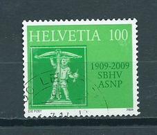 2009 Switzerland 100 Years SBHV Used/gebruikt/oblitere - Used Stamps
