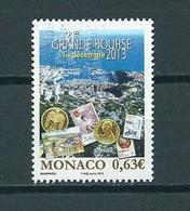 2013 Monaco Grande Bourse Used/gebruikt/oblitere - Monaco