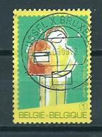 2009 Belgium Stampday Used/gebruikt/oblitere - België
