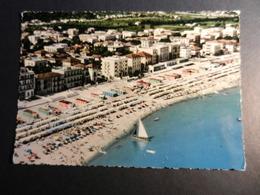 19875) CATTOLICA VEDUTA AEREA VIAGGIATA - Rimini