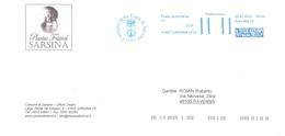 COMUNE DELLA CITTA' DI SARSINA - Marcophilie - EMA (Empreintes Machines)