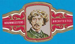 1 BAGUE DE CIGARE GRAND FORMAT BOUWMEESTERS ARCHITECTES CHARLES GARNIER FRANKRIJK FRANCE  (  119 MM ) - Bagues De Cigares