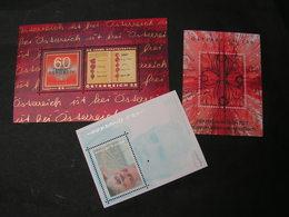 Porto  Modern Lot  ** MNH  Unter Postpreis - Blocks & Kleinbögen