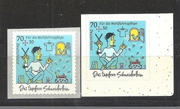 Deutschland / Germany / Allemagne 2019 3444 ** Das Tapfere Schneiderlein (07.02.19) Aus MH Und Rolle - BRD