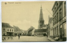 CPA - Carte Postale - Belgique - Thourout - Groote Markt ( DD7235) - Torhout