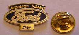 FORD CHUR AUTOCENTER TRIBOLET  Pin Pin's Pins - Ford