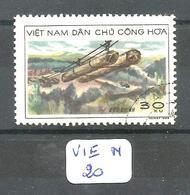 VIE N YT 634 En Obl - Viêt-Nam