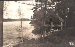 Suomi - Syvärannan Lepokoti Saunaranta - Finlande