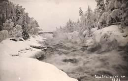 Suomi - Imatra Valok 1926 (animation On Bridge, White Backside) - Finlande