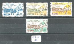 VIE N YT S10/13 En Obl - Viêt-Nam