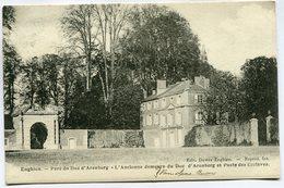 CPA - Carte Postale - Belgique - Enghien - Parc Du Darenberg - L'Ancienne Demeure Du Duc Darenberg - 19 - 1904 ( DD7240) - Enghien - Edingen