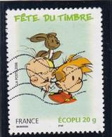 - A. 2006 - OBL. - Y.T. N°3878 - SPIROU ECOPLI - - France