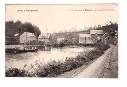 35 Environs De Dinard Les étanges De La Crochais Cachet 1907 - Autres Communes