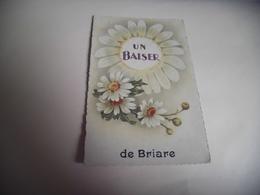 BELLE ILLUSTRATION ....UN BAISER DE BRIARE - Briare