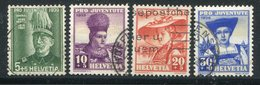 Schweiz / 1939 / Mi. 359-362 O (7105) - Schweiz