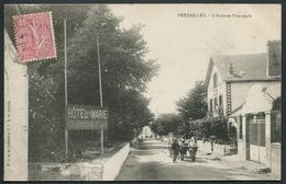 Préfailles - L'Avenue Principale - Hôtel Ste-Marie - N°4 De La Collection G. I. D. De Nantes - Voir 2 Scans - Préfailles