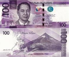 PHILIPPINES      100 Piso      P-New       2018B      UNC  [sign. Duterte-Espenilla] - Filippine