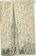Bordeaux 1918; Flêche Saint-Michel - Voyagé. (Ch. Chambon - Bordeaux) - Bordeaux