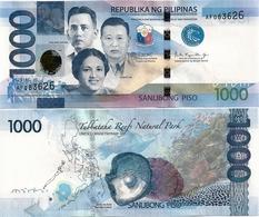 PHILIPPINES      1000 Piso      P-New       2018F      UNC  [sign. Duterte-Espenilla] - Filippine