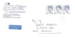 FEDERAZIONE ITALIANA PALLAVOLO COMITATO PROVINCIALE RAVENNA - Pallavolo
