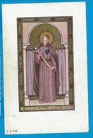 Holycard    St. Gabriel De L'Addolorato - Santini