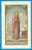 Holycard    St. Geneviéve - Images Religieuses