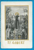 Holycard    St. Gobert - Devotion Images