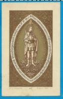 Holycard    St. Gorgon - Images Religieuses
