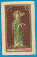 Holycard    St. Gregorius - Images Religieuses